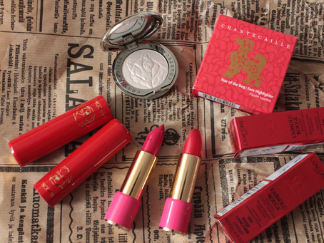 Chinese New Year 2018 - Lancome &Chantecaille