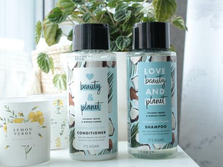 Love Beauty&Planet Coconut Water & Mimosa Flower