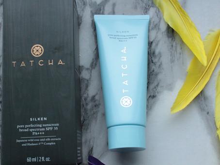Tatcha Silken Pore Perfecting Sunscreen SPF35+