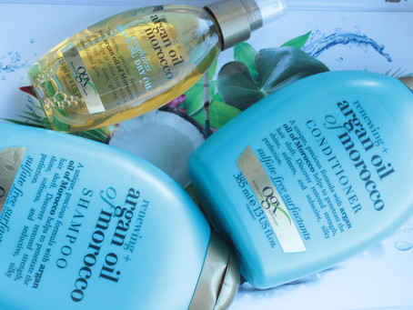 OGX Beauty Argan Oil of Morocco Haircare
