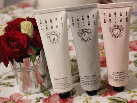 Маски от Bobbi Brown, или не только make up спасет бренд