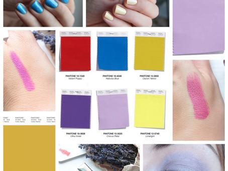 Pantone Fall 2018 Fashion Color Trends