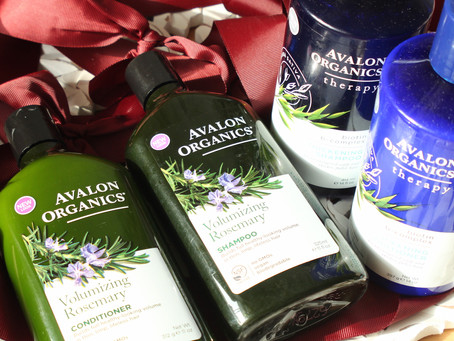 Avalon Organics Haircare