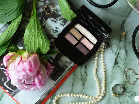 Chanel Les Beiges Healthy Glow Natural Eyeshadow Pallette #Light