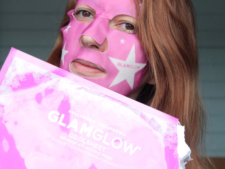 GlamGlow MoistureTrip & CoolSheet