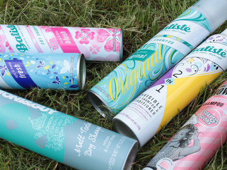 Dry Shampoo Review 2