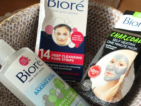 Biore Cleansing - чистота кожи от Biore