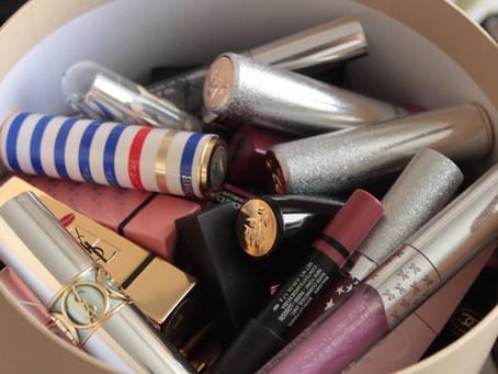 Lipstick Collection или все, что действительно нажито непосильным трудом