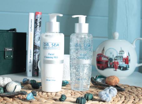 Dr.Sea Skincare. Очищение