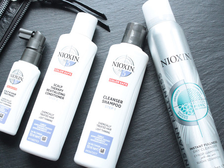 Nioxin System 5 & Instant Fullness Dry Cleanser
