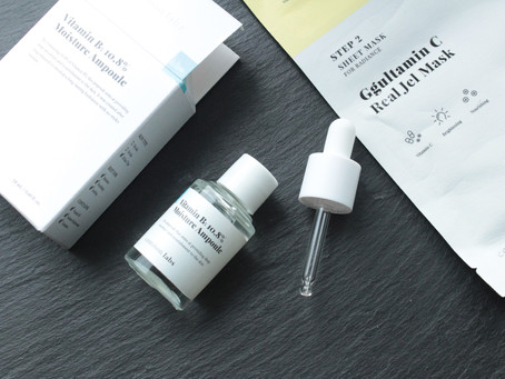 Common Labs Serum&Mask
