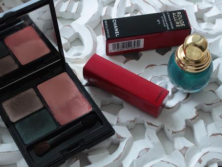 Воображая Рождество - Suqqu, Dior, Chanel