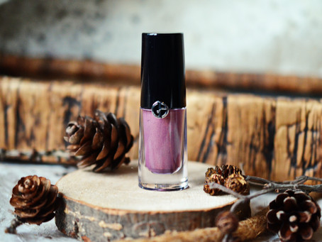 Giorgio Armani Eye Tint Silk 38 Night Viper