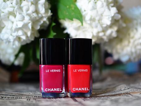 Лаковое лето Chanel