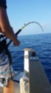 Digiacomi Isula Fishing Pescare corse corsica peche sportive au gros thon denti pagre Sartene Propriano