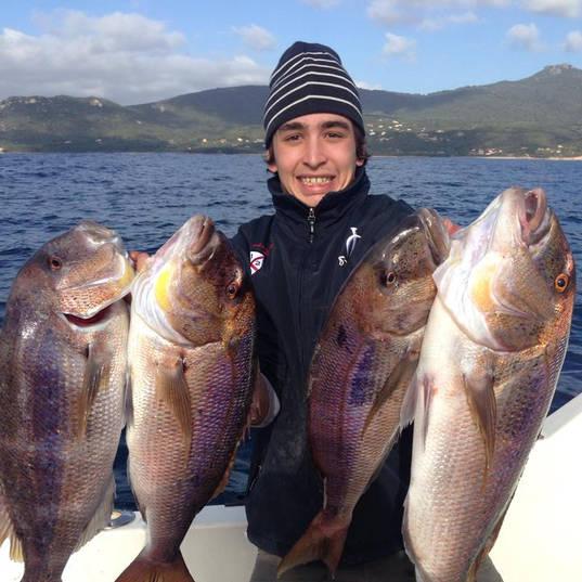 Isula Fishing Denti Pagre