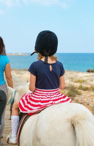 "img src=""poney.jpg"" alt=""fiordilezza bapteme poney enfant initiation corse cupabia serradiferro corsica horse cavallu"""
