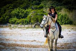 Fior di Lezza cheval corse rando Sar