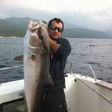 Isula Fishing Seriole Liche