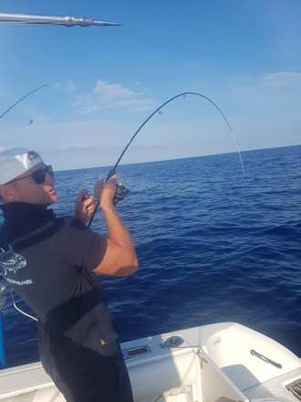 Mistral Gagnant Isula Fishing