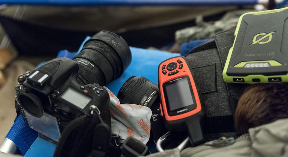 Photography gear & gadgets.