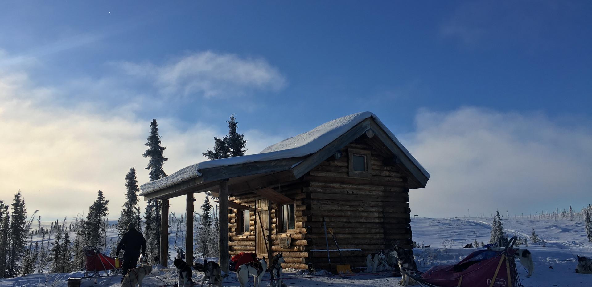 Colorado Creek Cabin