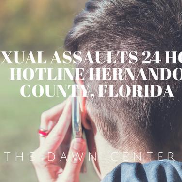 Sexual Assault Hotline 24/7