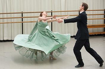 Sarah Weber-Gallo and Charles Askegard.j