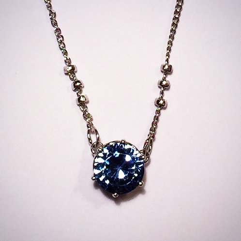 December | Blue Topaz
