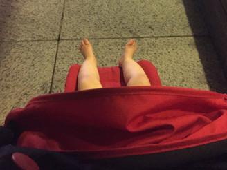 Sidewalk Spasms