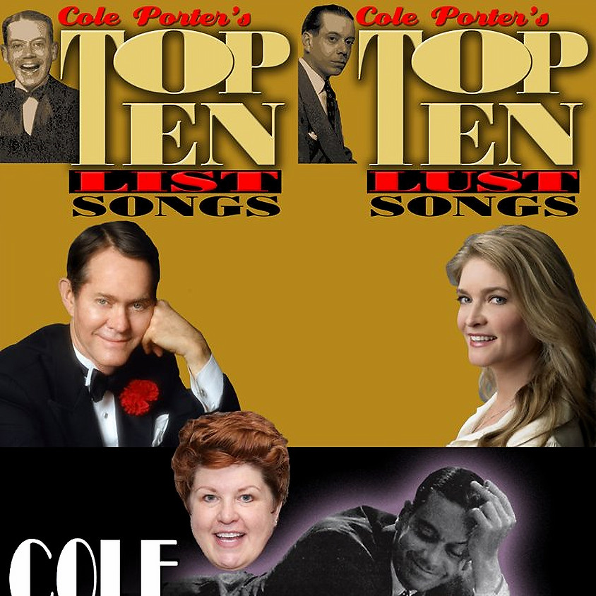 Cole Porter's Top Ten Lust Songs with Charles Troy
