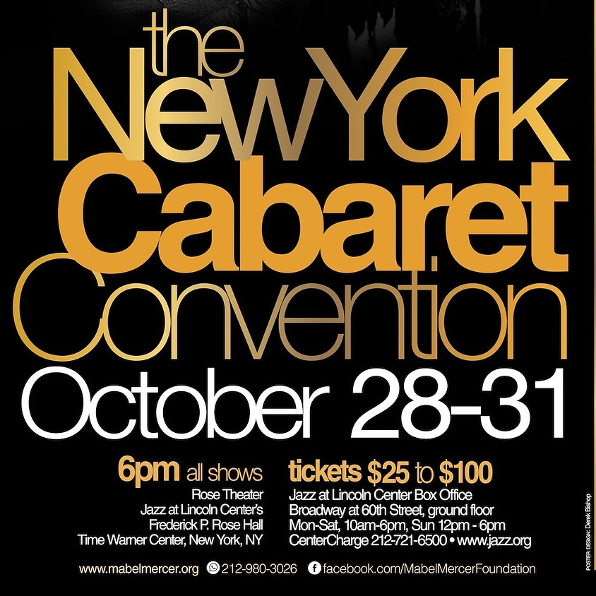 30th New York Cabaret Convention
