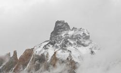 Montagne enneigé Haute-Savoie