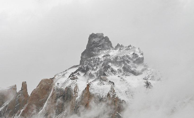 Snowcap Mountains