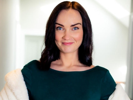 New podcast episode featuring Diona Doherty