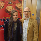With Duke Special at Imagine Fest 2019