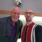 On the 'Gerry Kelly Radio Show' on BBC Radio Ulster