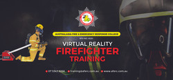 VR Firefighter Training