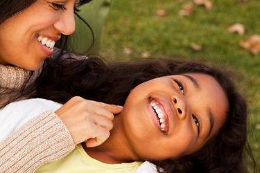 81619777-biracial-mother-and-daughter-la