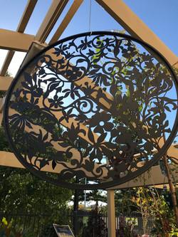 hanging ornament round 1