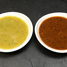 Red or green sauce