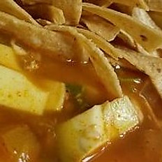 Legendary Tortilla Soup