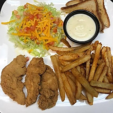 Chicken Strip Dinner