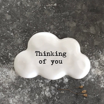East of India Cloud token-Thinking of you