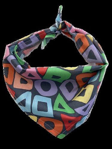 Multi-Color Bright Bandana