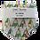 Thumbnail: White Geometric Pattern Bandana