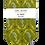 Thumbnail: Olive Seahorse Dog Bandana