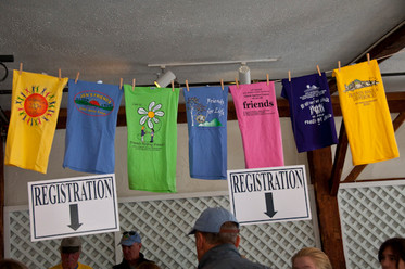 Climb Against Cancer T-Shirts