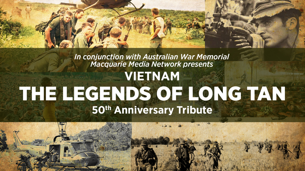 Legends of Long Tan