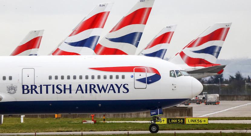 British Airways 2019